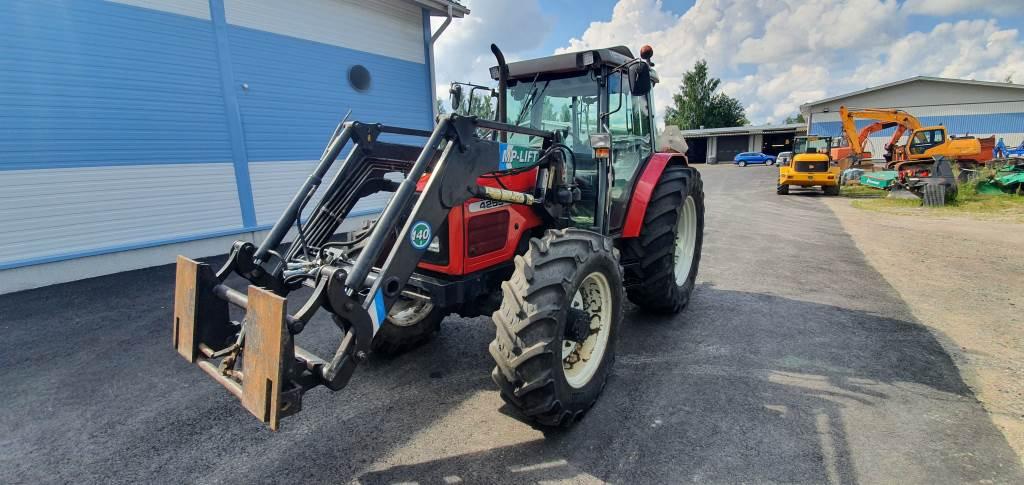 Massey Ferguson, Traktorit, Maatalous