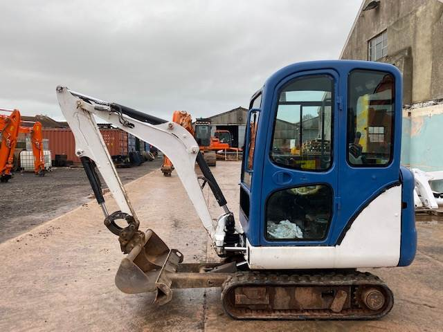 Bobcat E16, Other, Construction Equipment