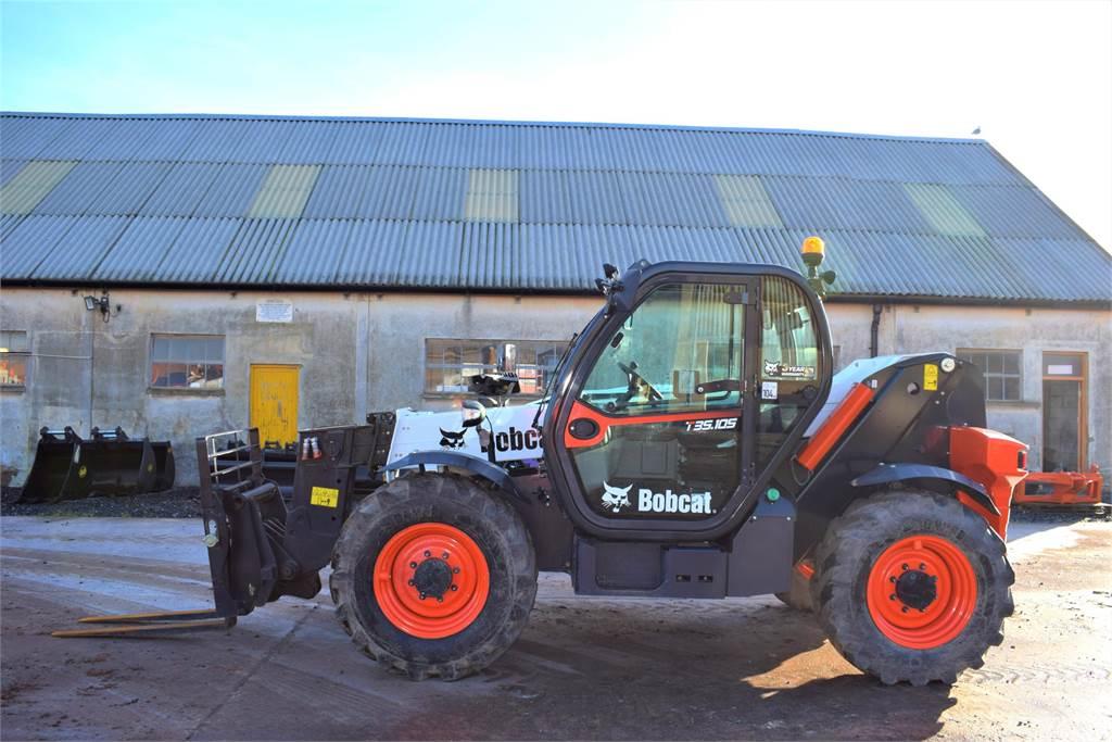 Bobcat TL35105, Telescopic Handlers, Construction Equipment