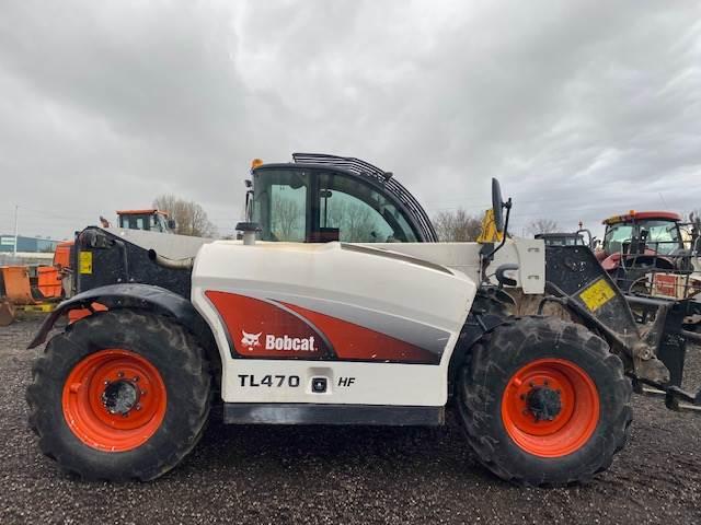Bobcat TL470HF TELEHANDLER 2016, Other, Construction Equipment