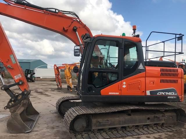 Doosan DX140LC-5, Other, Construction Equipment