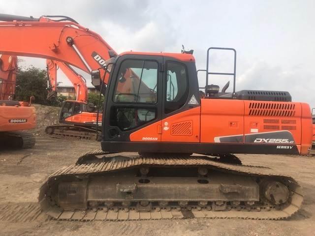 Doosan DX255LC-5 excavator, Other, Construction Equipment