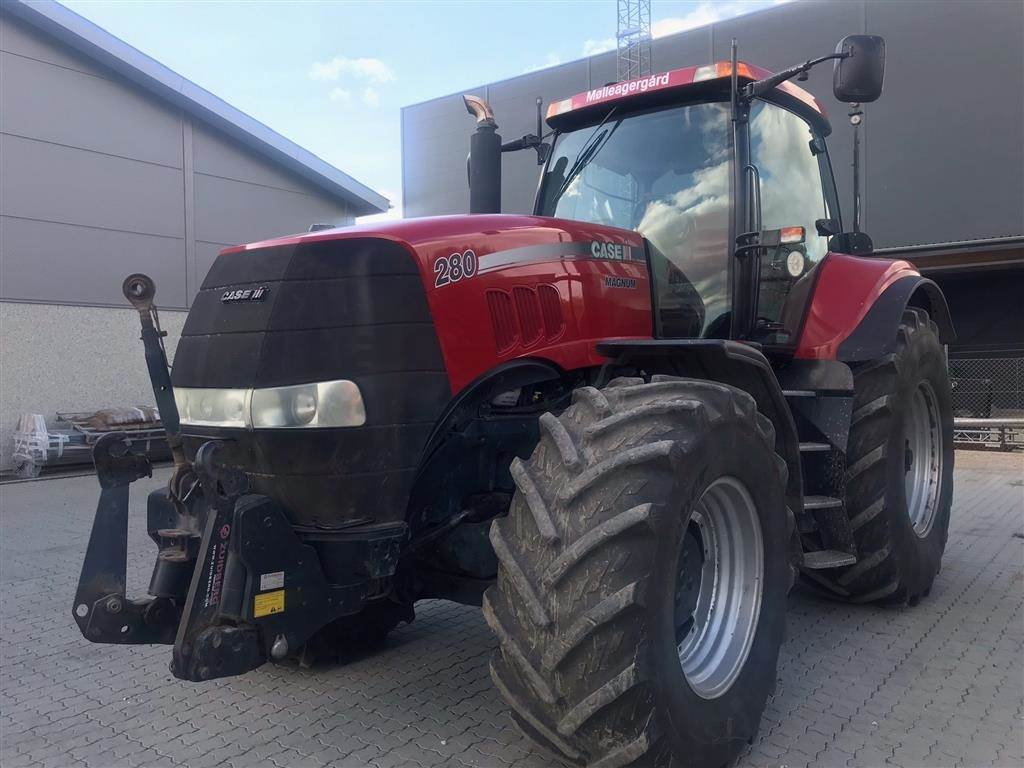 Case IH Magnum 280 Står i Karlslunde Sjælland, Traktorer, Landbrug