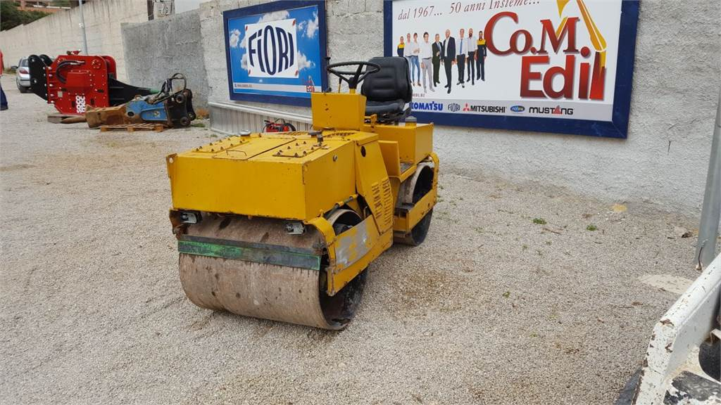 Bitelli Rullo 41T, Other rollers, Construction Equipment