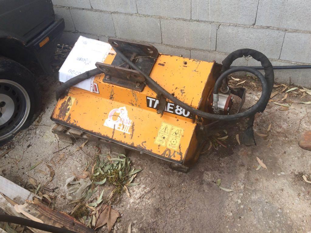 Trincia M081C, Other, Construction Equipment