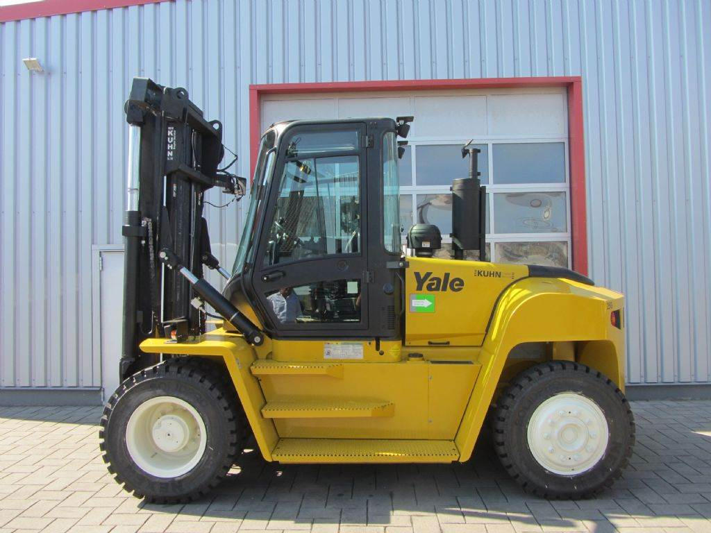 Yale GDP120DB, Diesel counterbalance Forklifts, Material Handling