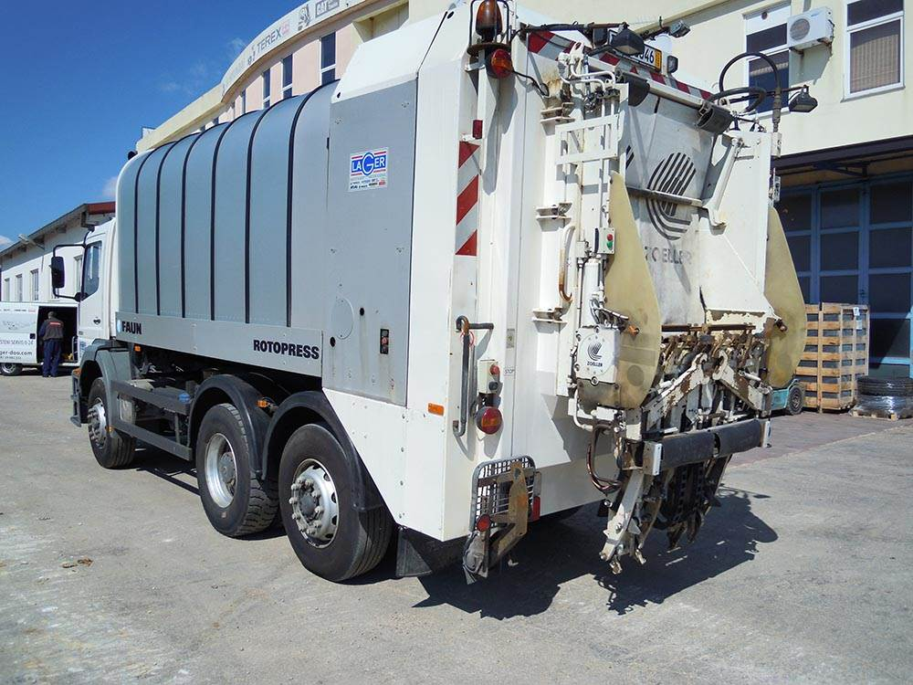 Used mercedes benz atego 2528 other trucks year 2003 for for Mercedes benz trucks for sale in usa
