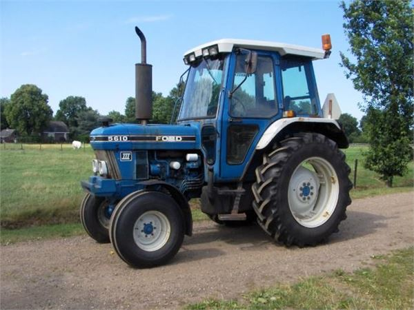 Ford 5610 Tractor Manuals Free Download