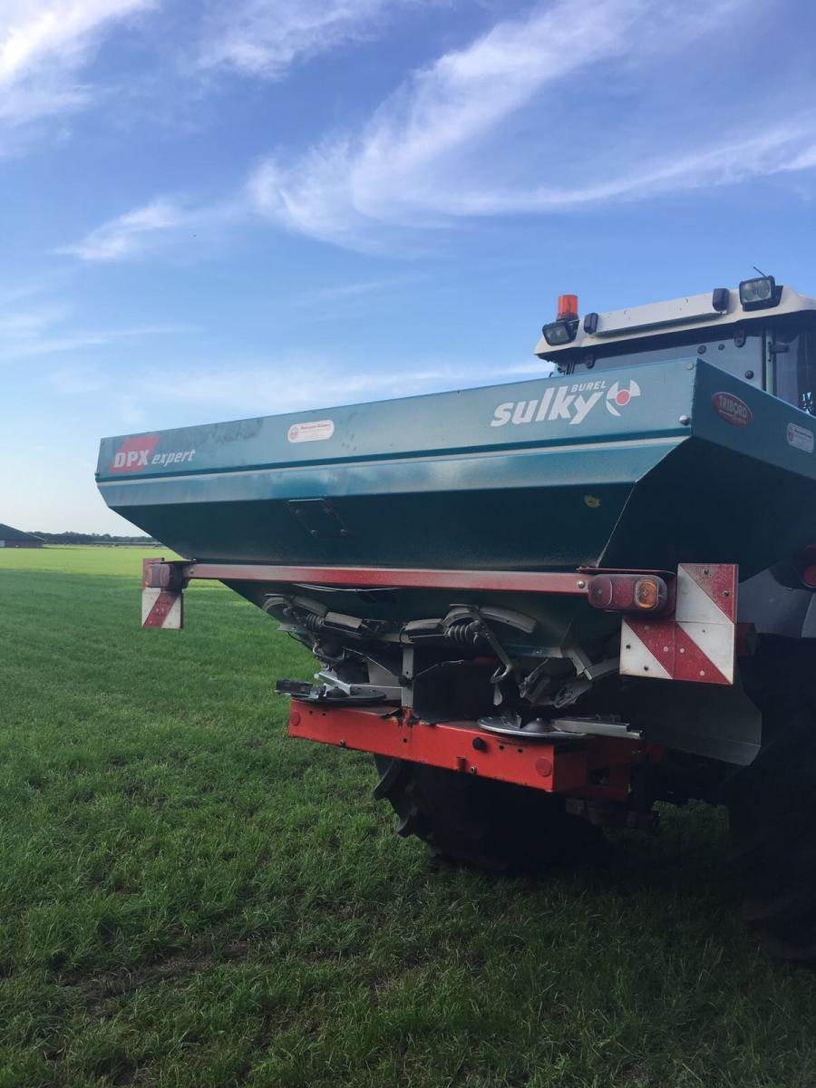 Sulky DPX Expert, Mineral spreaders, Agriculture