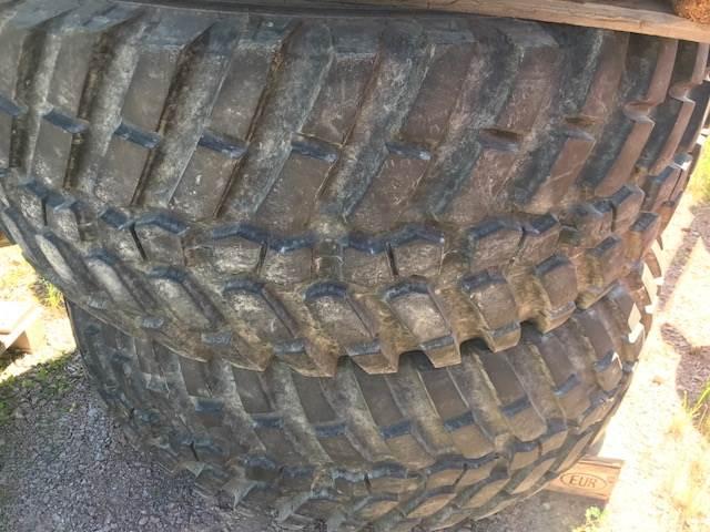 Alliance 540/65R28, Däck, hjul och fälgar, Lantbruk