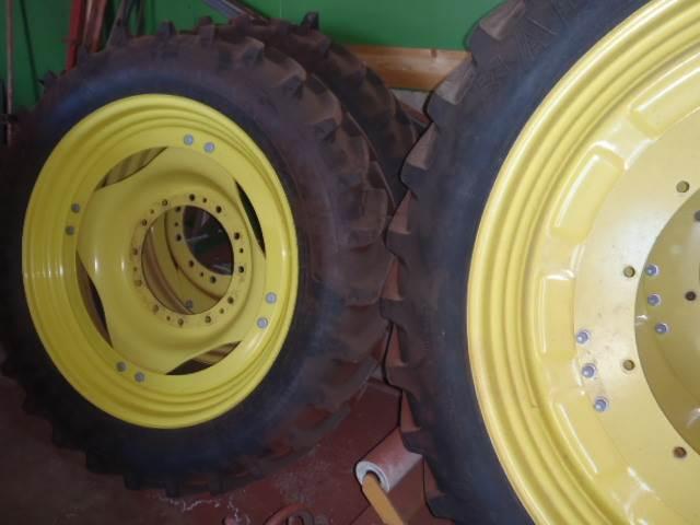 Alliance A-350, 320/85R38 TL, Däck, hjul och fälgar, Lantbruk