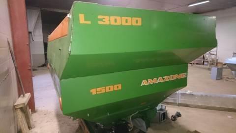Amazone ZAM-M MAX-TRONIC, Mineralgödselspridare, Lantbruk