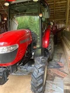 Branson 3625CX KRANMAN HUGGARVAGN T4500, Traktorer, Lantbruk