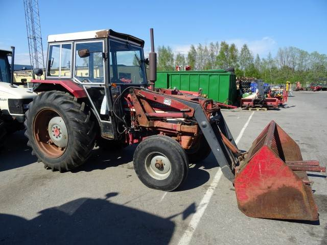 Case IH 475, Traktorer, Lantbruk