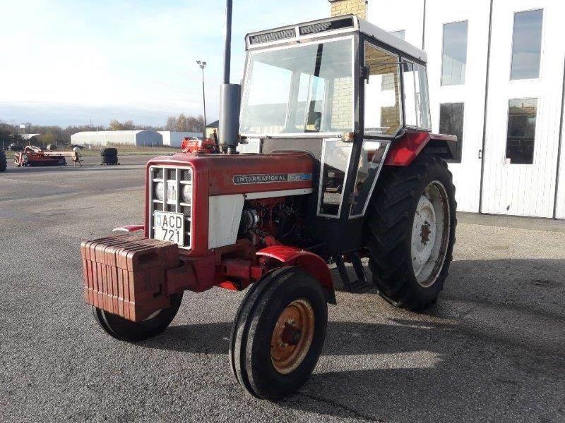 Case IH 674, Traktorer, Lantbruk