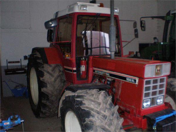 Case IH 956 XL, Traktorer, Lantbruk