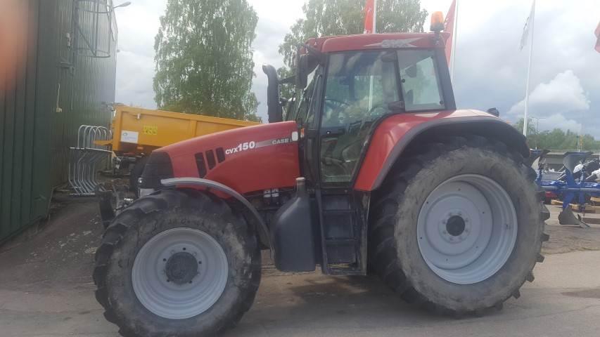 Case IH CVX 150/1155, Traktorer, Lantbruk