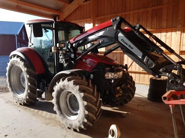 Case IH FARMALL 115 U PRO +L, Traktorer, Lantbruk