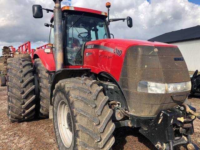 Case IH MAGNUM 310, Traktorer, Lantbruk