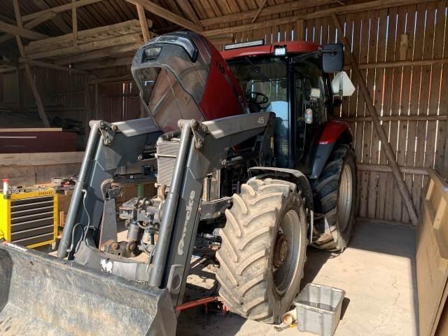 Case IH MAXXUM 110+L+FRL, Traktorer, Lantbruk