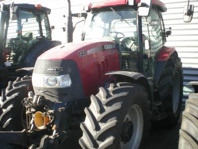 Case IH MAXXUM 140, Traktorer, Lantbruk