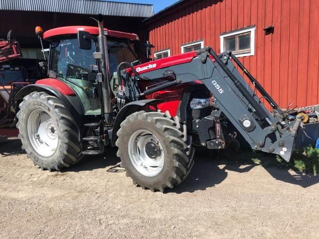 Case IH MAXXUM 140+F+L, Traktorer, Lantbruk