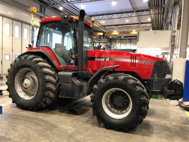 Case IH MX 220, Traktorer, Lantbruk