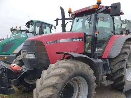 Case IH MXM 190, Traktorer, Lantbruk