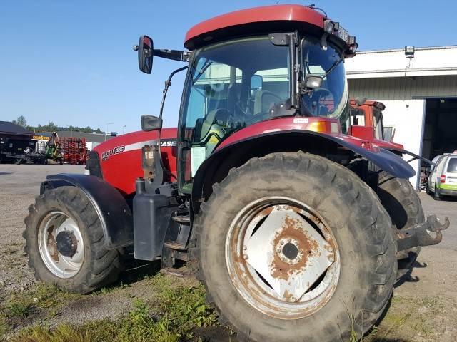 Case IH MXU 135+L TOP LINE, Traktorer, Lantbruk