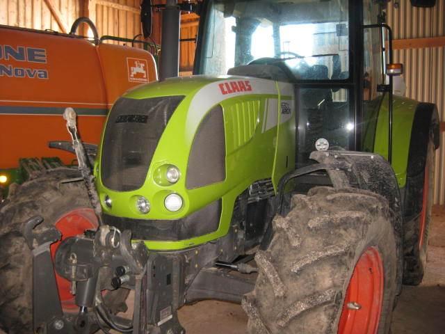 CLAAS ARION 630 C, Traktorer, Lantbruk