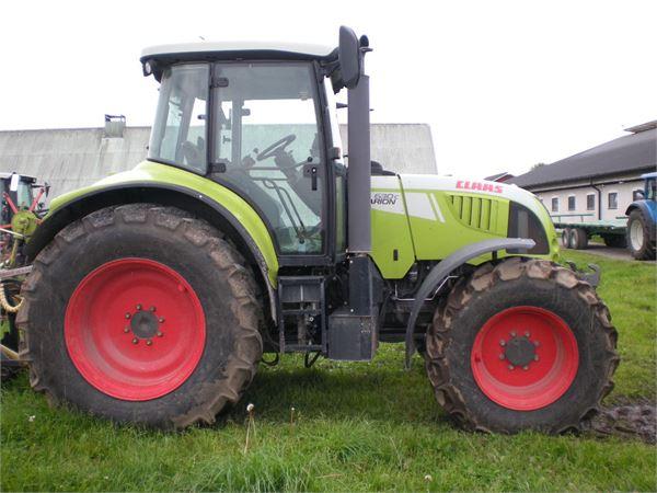 CLAAS ARION 630 C +F +PTO, Traktorer, Lantbruk