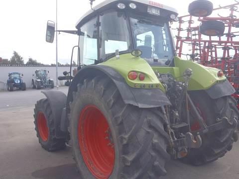 CLAAS ARION 640 CEBIS F, Traktorer, Lantbruk