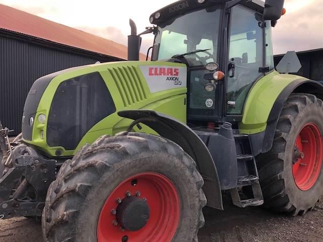 CLAAS AXION 810 CEBIS, Traktorer, Lantbruk