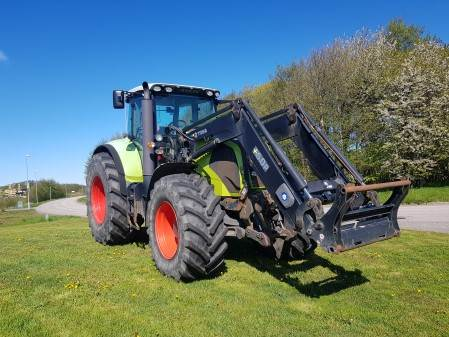 CLAAS AXION 840 CMATIC, Traktorer, Lantbruk
