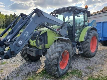 CLAAS AXOS 340 CX, Traktorer, Lantbruk