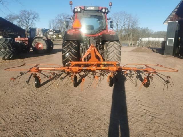 Deutz-Fahr KD 500, Vändare och luftare, Lantbruk