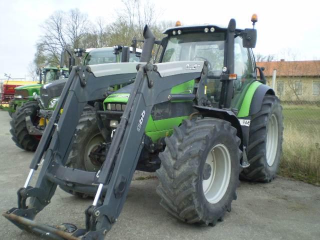 Deutz TTV610-4+L, Traktorer, Lantbruk
