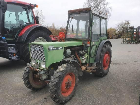 Fendt 106, Traktorer, Lantbruk