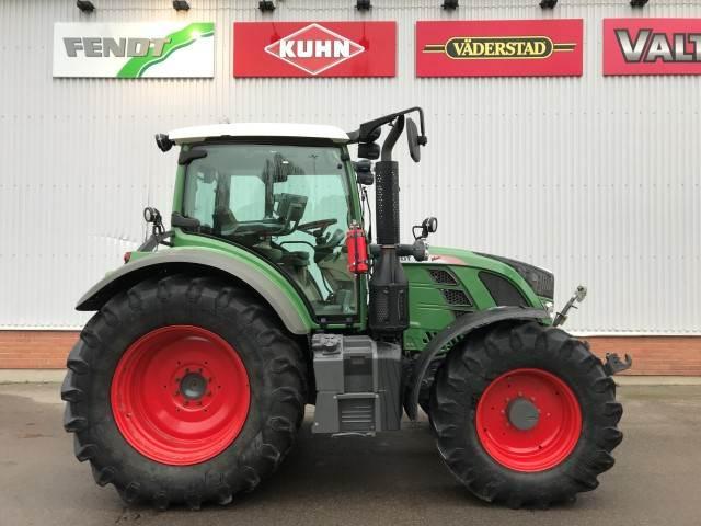 Fendt 500 516 VARIO SCR PROFI, Traktorer, Lantbruk
