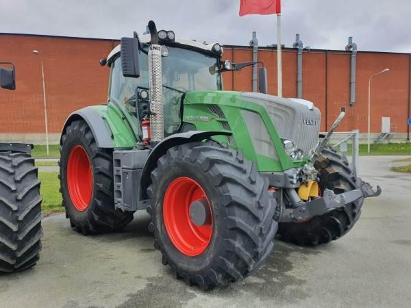Fendt 800 828 VARIO PROFI, Traktorer, Lantbruk