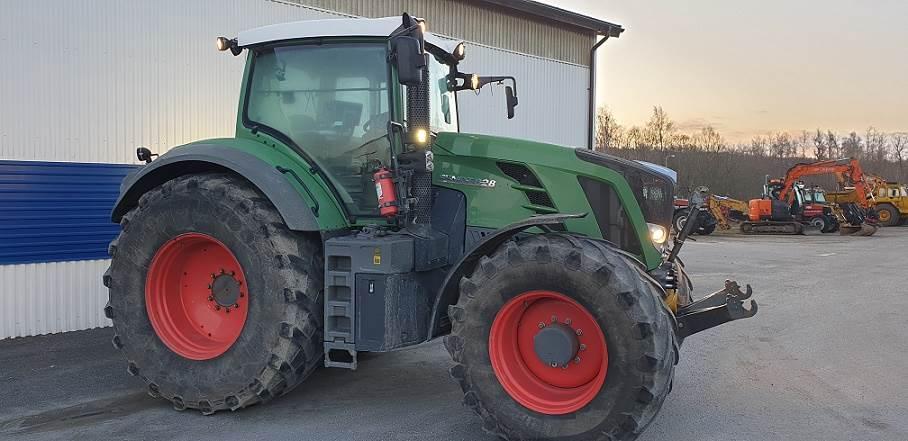 Fendt 800 828 VARIO PROFI+F+K, Traktorer, Lantbruk