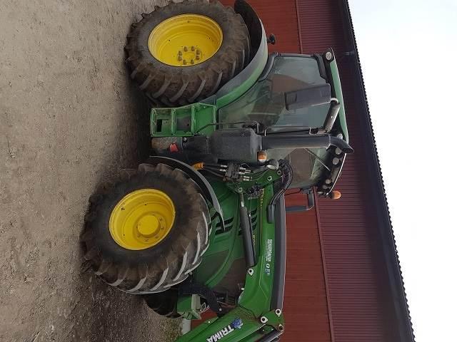 John Deere 6130R AP +L, Traktorer, Lantbruk