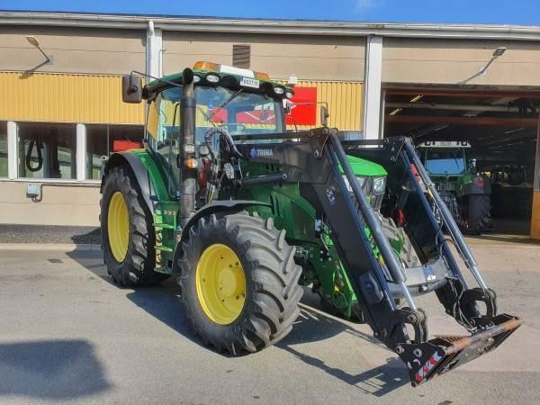 John Deere 6140R, Traktorer, Lantbruk