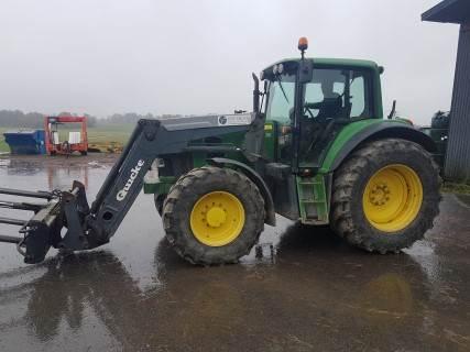 John Deere 6930 PREMIUM, Traktorer, Lantbruk