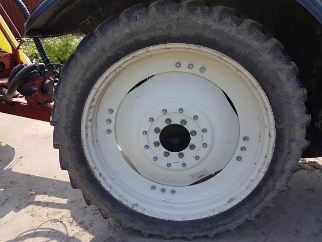 Kleber, Däck, hjul och fälgar, Lantbruk