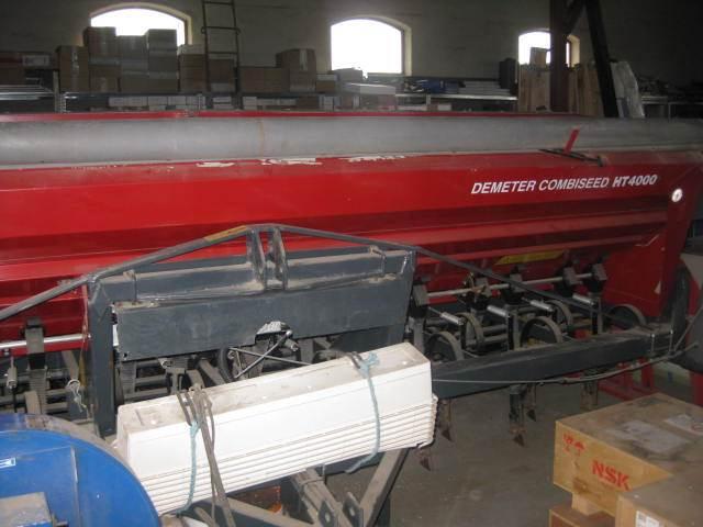 Kongskilde HT 4000, Kombisåmaskiner, Lantbruk