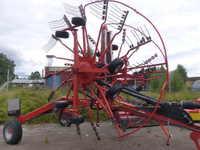 Kuhn GA 9531, Strängläggare, Lantbruk