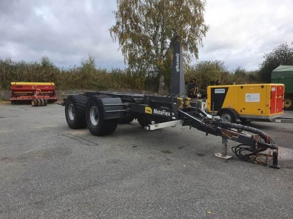 Metsjö METAFLEX 50-60 20 TON, Tippvagnar, Lantbruk