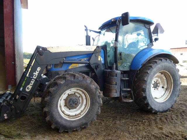 New Holland 6080F-K-L