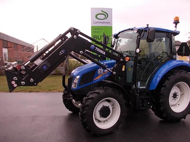 New Holland T4.75, Traktorer, Lantbruk